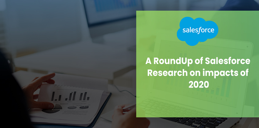 A RoundUp of Salesforce Research on impacts of 2020