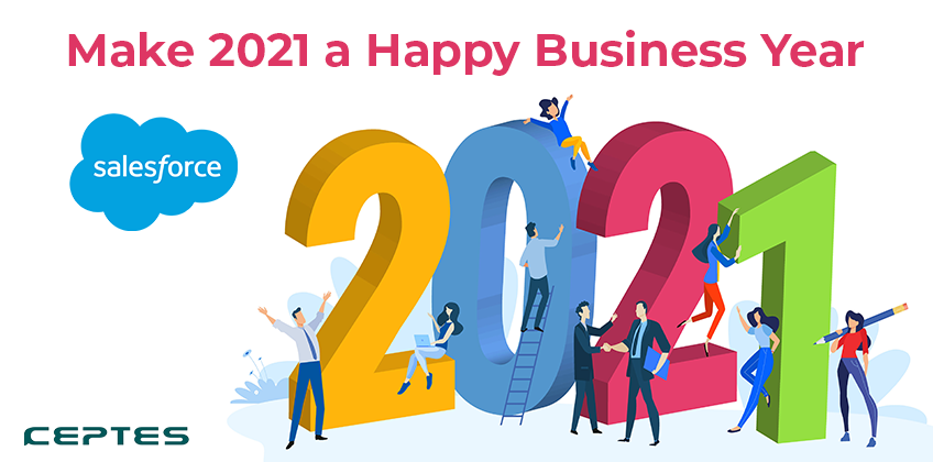 Make 2021 a Happy Business Year